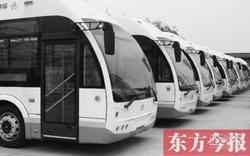 新乡公交开启电动时代 150万车只需1块钱
