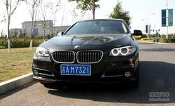 享受生活也是一种时尚 BMW 5系-驾悦未来