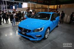 [天津]沃尔沃V60现车充足 综合优惠2.5万