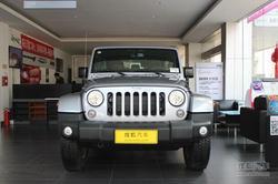 2015款全新Jeep牧马人 搜狐汽车到店实拍