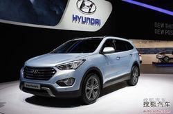 [榆林]进口现代胜达优惠1.2万 现车销售