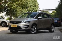 沧州市吉利帝豪GS购车让利0.5万元可试驾