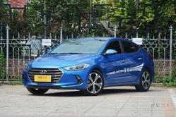 [天津]现代领动有现车购车综合优惠1.4万