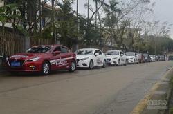 新Mazda3 昂克赛拉试爱之旅海南站圆满结束