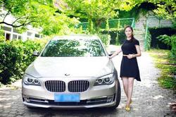 专访BMW7系车主刘海燕 优雅之心悦然前行