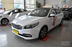 起亚K4现金优惠2.2万 韩系中级车卖点多!