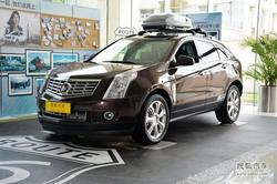 台州凯迪拉克SRX现金优惠5.0万 现车充足