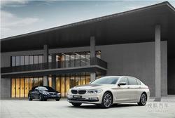 全新BMW 5系Li上海国际车展全球首发