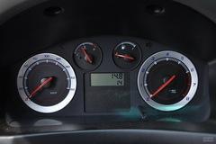 众泰50081.3L 舒适型仪表板图片