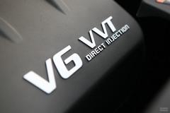 凯迪拉克 SRX 实拍 底盘/动力 图片
