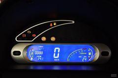 奇瑞QQ30.8L 手动 冠军版仪表板图片