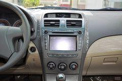 比亚迪L3锋畅版 1.5L手动尊贵型中控台图片