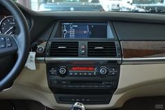 宝马X5xDrive35i 豪华型中控台图片