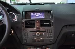奔驰C级C 200 CGI 时尚型中控台图片