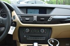 宝马X1sDrive18i中控台图片