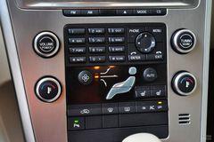 沃尔沃XC602.0T 智雅版中控台图片