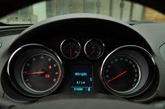 别克君威1.6T 精英运动版OnStar仪表板图片