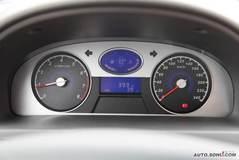 帝豪EC71.8L 手动 尊贵型仪表板图片