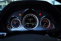 奔驰E级长轴距E 260 L 时尚型仪表板图片