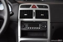 标致307三厢2.0L 手自一体 舒适版中控台图片