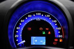 比亚迪F01.0L 炫酷型 爱国版仪表板图片