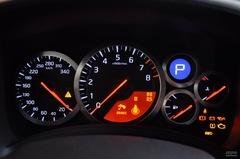 日产GT-R3.8L 美规旗舰版仪表板图片