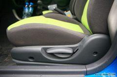 力帆3201.3L 豪华型座椅调节图片