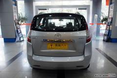 江淮和悦RS1.8L 手动 豪华型5座正后图片