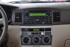 比亚迪F3R1.5L GL-i 金钻版舒适型中控台图片