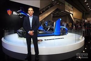 独家对话科尼赛克销售总监 将推4座跑车!