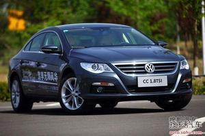 大众CC V6北京车展首发 4月下旬陆续到店