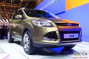 全新福特Kuga于4月北京车展前夕亚太首发