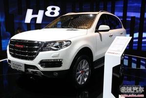 20万起的超豪华自主SUV! 哈弗H8实力分析