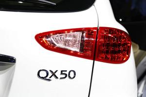 英菲尼迪 QX50 实拍 评测 图片