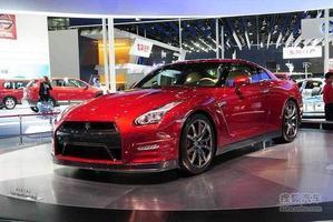 2015款GT-R广州车展上市 售158--168万元