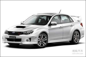 翼豹2014款WRX STI正式上市 售49.80万元