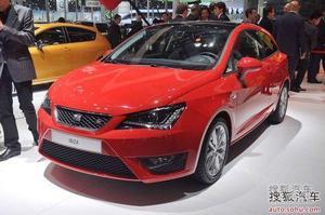 改款西雅特伊比萨Coupe 北京车展已发布