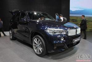 宝马新一代X5广州车展国内首秀 明年引入