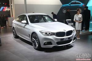 宝马3系GT上海车展首发亮相 或于6月引入