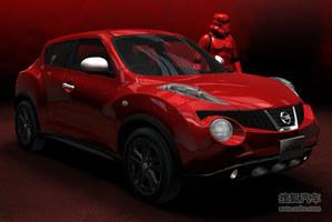 日产新Juke于2016年发布 造型借鉴新逍客