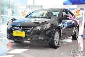 江淮和悦1.8L新增AT舒适型 售价8.08万元