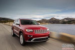 Jeep大切诺基3.0升10月14日上市 55万起!