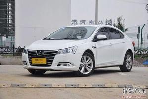 纳智捷 5 Sedan精致型1.8T AT 售11.88万