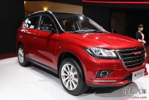 哈弗H2或明年北京车展上市 预售8-10万元