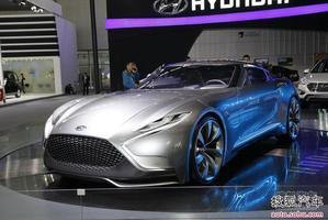 高科技加大胆设计 最具设计感概念车解析