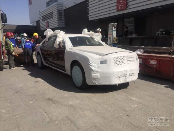 2016北京车展探营22日