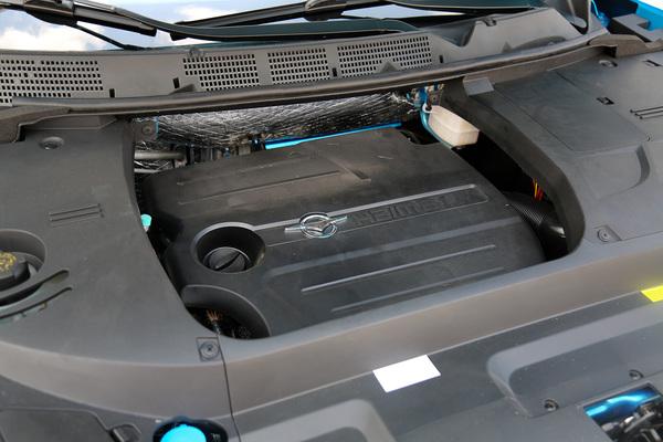 海马 S5 实拍 底盘/动力 图片