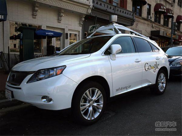 曾多次被爆菊 谷歌自动驾驶也出交通事故