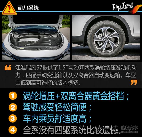 江淮 瑞风S7 实拍 图解 图片