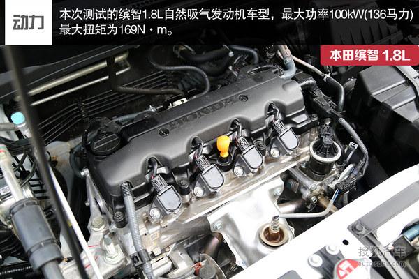 广汽本田缤智 1.8l|发动机|平顺-tom汽车广场